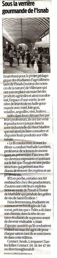 article sud ouest 25 05 10 site